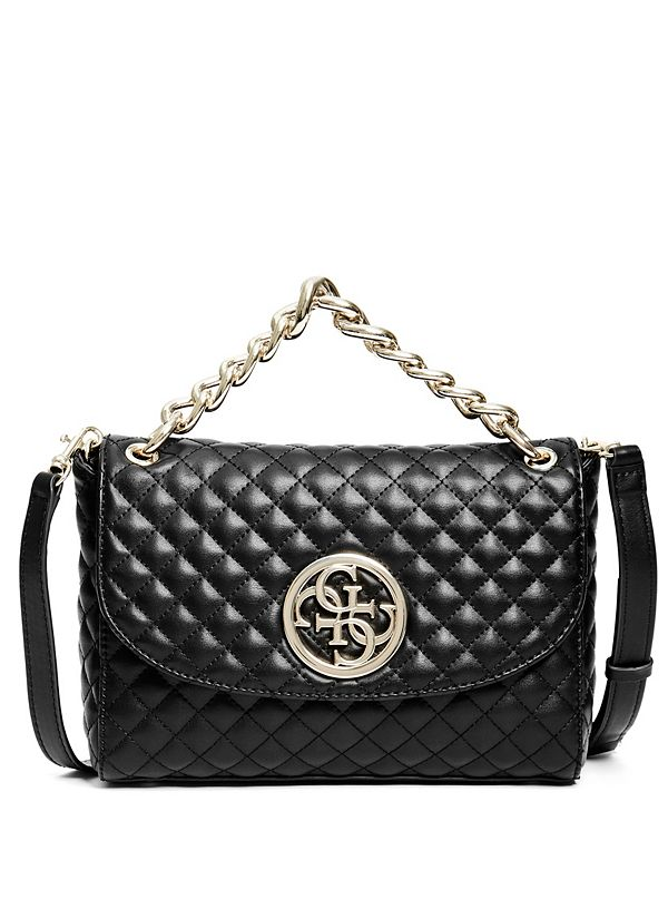 519a77eb1178 G Lux Quilted Flap Crossbody | GUESS.ca