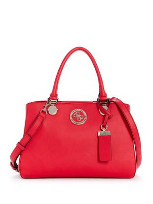 Landon Girlfriend Satchel by Guess