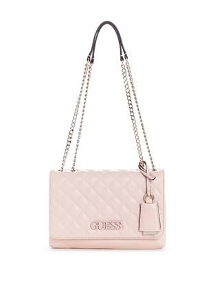 Elliana Quilted Convertible Crossbody by Guess