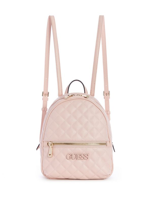 d1e8249ffce Elliana Quilted Mini Backpack