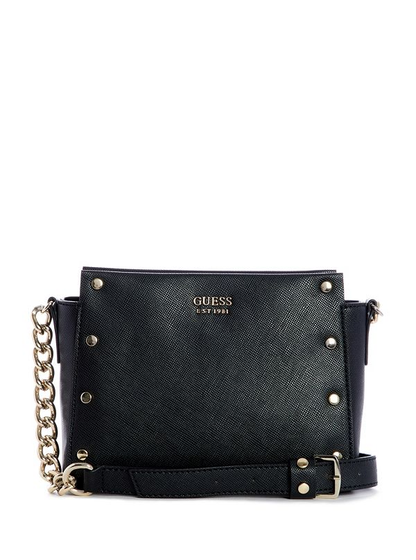 ce3599066ee4 Stephanie Logo Mini Crossbody