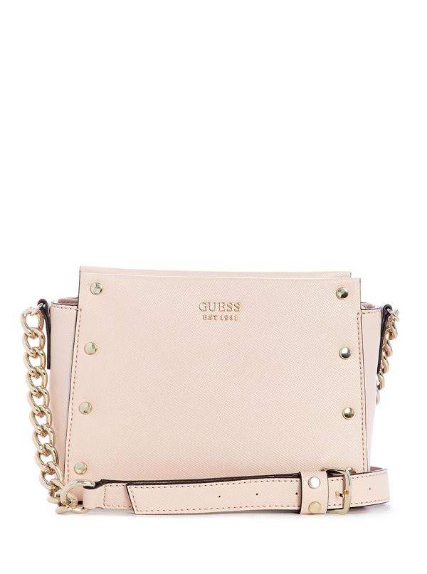 37d600d14cb2 Stephanie Logo Mini Crossbody
