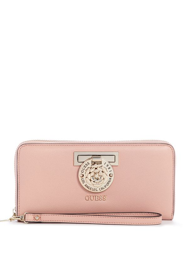 a90ddd207ce2 New Arrivals · Carina Large Zip-Around Wallet