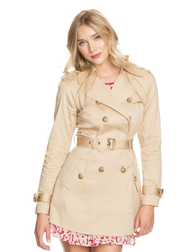 Inbloom Jessie Trench Coat Guess Ca