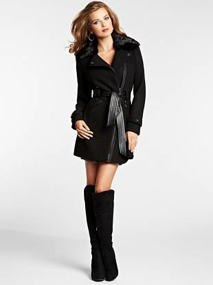 Santa Ana Coat Guess Com