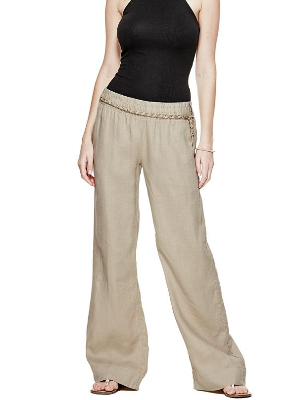 Excellent Joie Wide Leg Linen Pants  Nordstrom