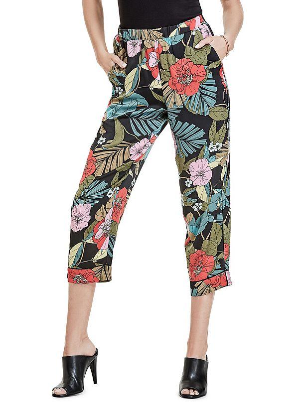 PJ Palm Pants. $89.00. W82B05R4BG0. Phoenix Floral PJ Pants