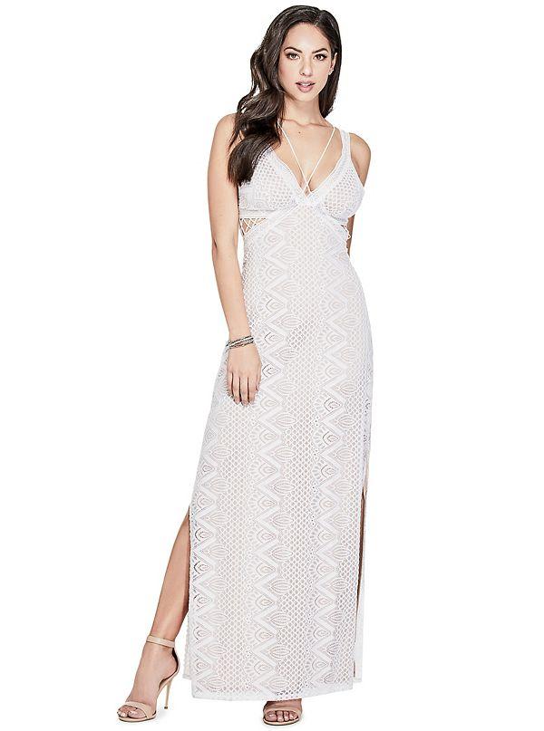 Gianna Lace Maxi Dress