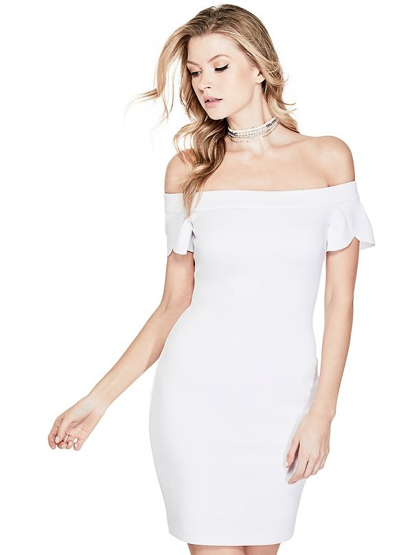 Three floor white isle dress retailers
