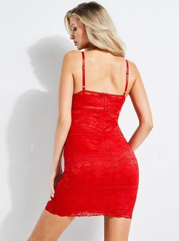 07a87b56fa3f Jojo Lace Cami Dress. W82K90R3X52-G5B4-ALT3