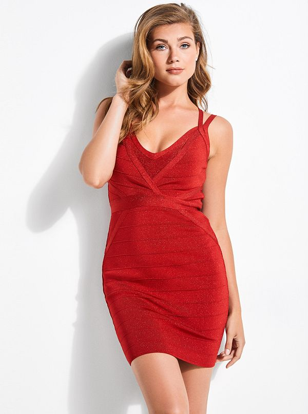 Guess bodycon bandage dress essentials