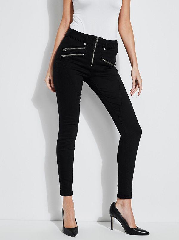 4f3d51a0be2 Bengal Biker High-Rise Skinny Jeans