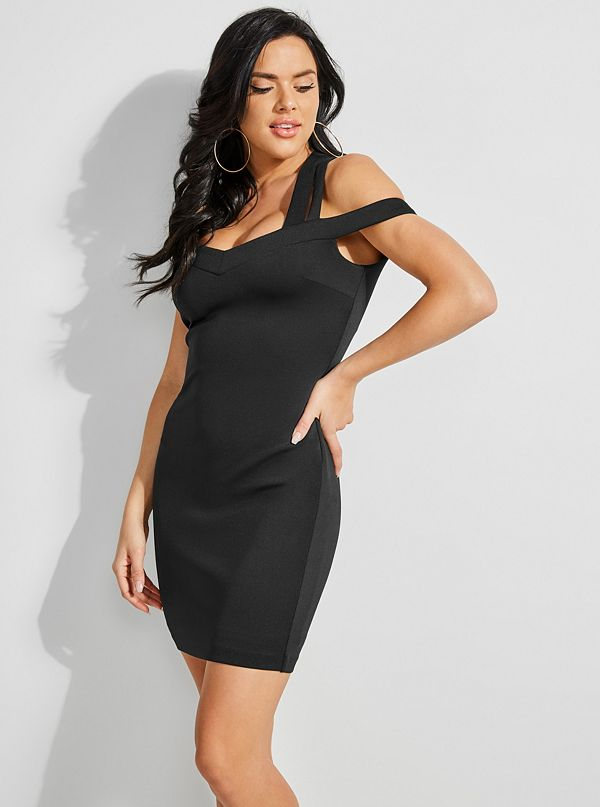 311eaf9a99 New Arrivals · Valorie Crisscross Bodycon Dress