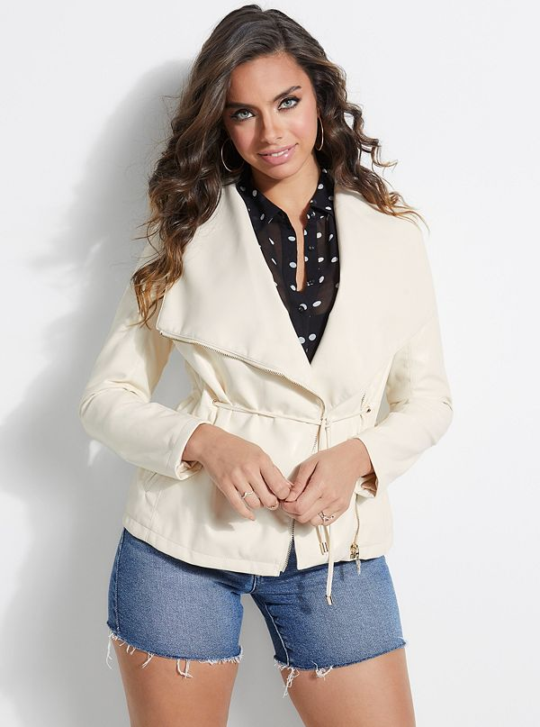 9f7affe25eb All Women's Jackets & Outerwear   GUESS