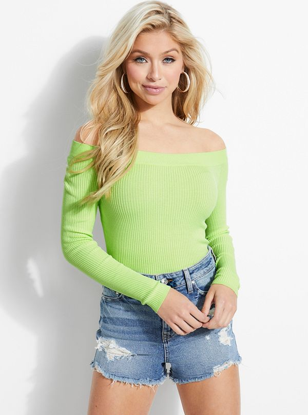 2e7a69e913eb Women's Sweaters, Hoodies & Pullovers | GUESS