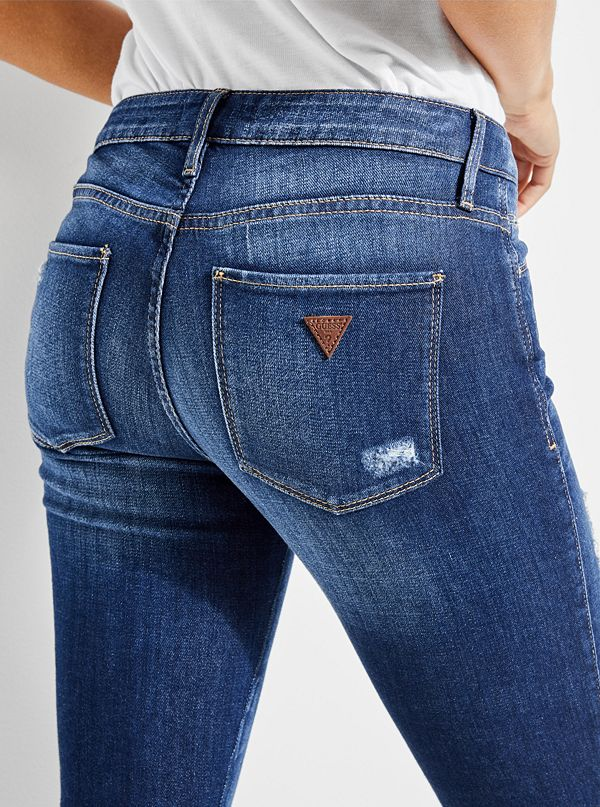 78f24c0b6522 Sale · Sexy Curve Destroyed Skinny Jeans