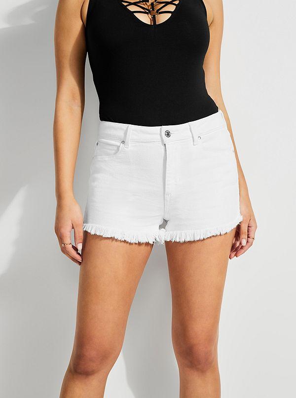 c6d6dc2fad3 1981 High-Rise Denim Shorts