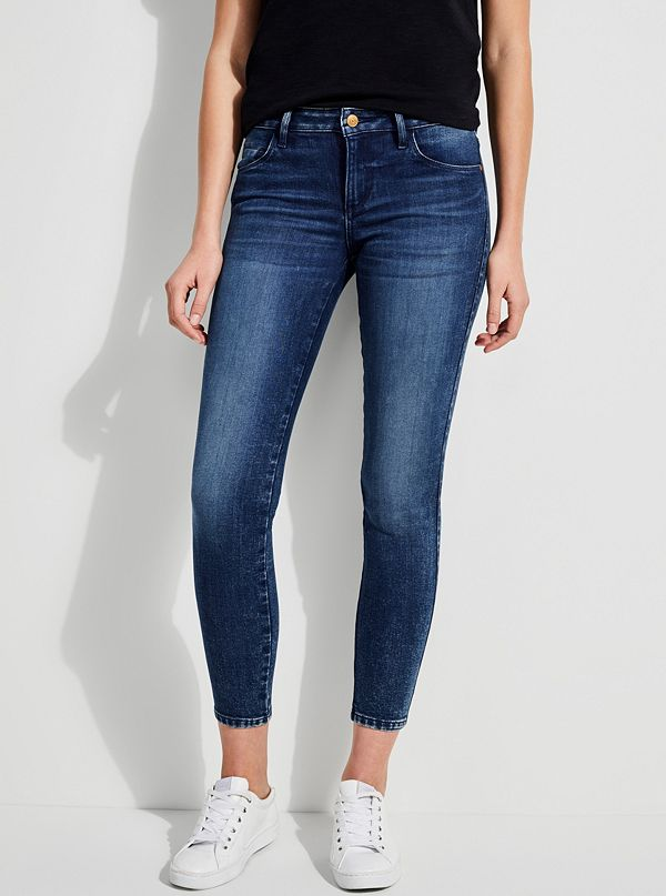 579c782cad5 GUESS Eco Sexy Curve Skinny Jeans