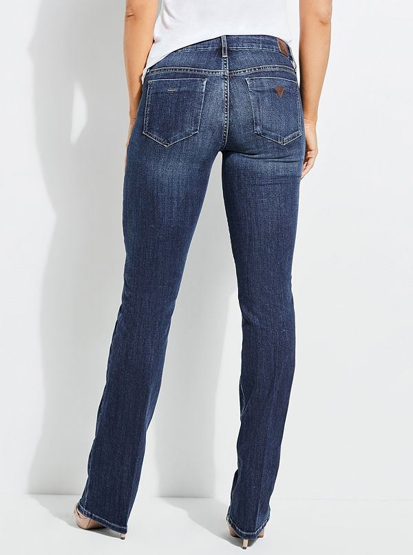 Tailored Bootcut Jeans