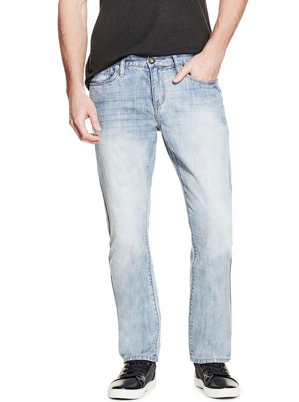 82e0c717ec2 Men's Denim & Jeans | GUESS Factory
