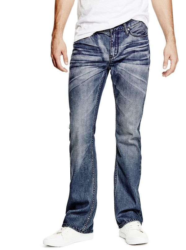 Marcus Bootcut Jeans |