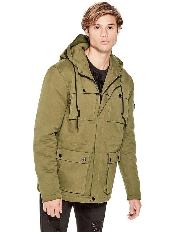 Men's Jackets & Outerwear | GUESS Factory