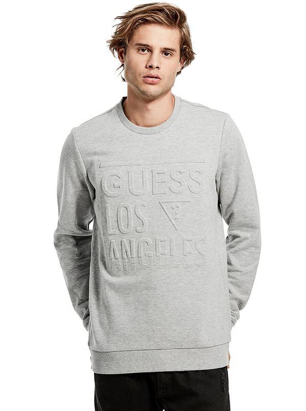 1b7f8e207aef1 X84Q08R6CZ1. Sale · Lance Embossed Logo Sweatshirt