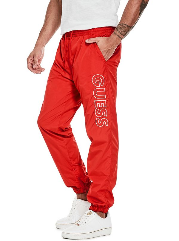 efff32e9ed92a Men's Joggers & Pants | GUESS Factory