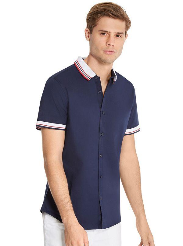 bc8d33fed127 Charlie Floral Poplin Shirt. $39.99. X90H14R85T0