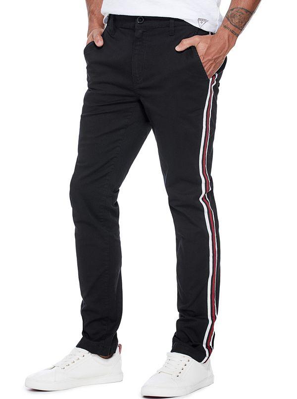 f2217c737a Nate Striped-Trim Pants. $49.99. X95B00R7KD2 · Teddy Slim Straight Pants