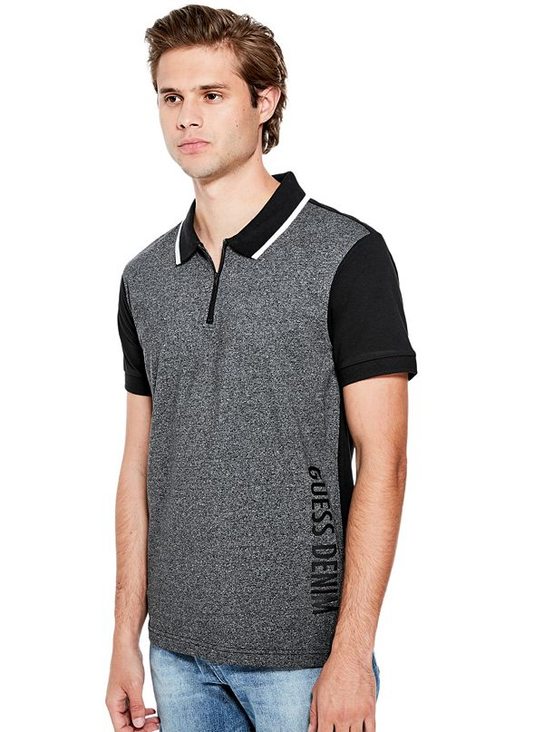 854f7c56 Men's Polo Shirts | GUESS Factory