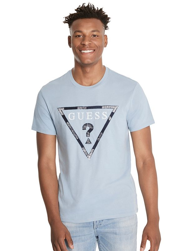 66ef11f72451 Men's Tees & Tanks | GUESS Factory