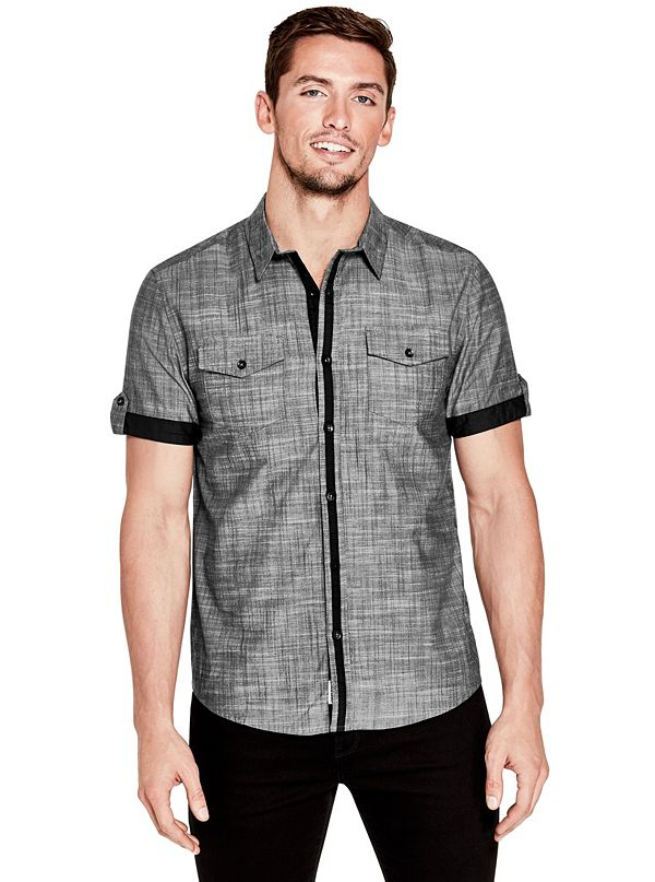 Men s Clothing   Accessories   GUESS Factory 014e779372