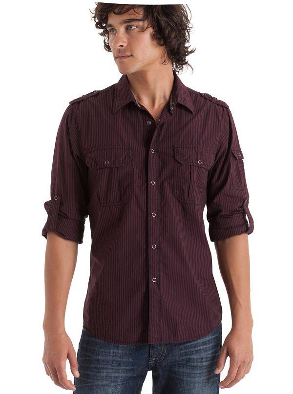 f1d5f44eb64 Forge Long Sleeve Shirt