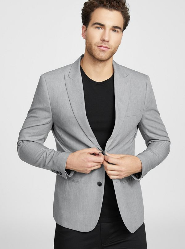 1b116dd65589 Men's Blazers, Vests & Dress Pants | G by GUESS