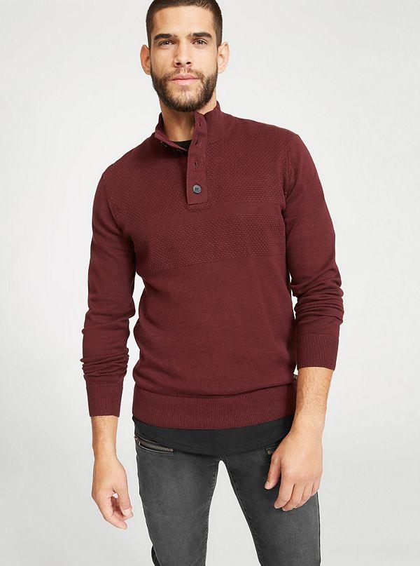 a11cec0ccb2 Felix Mock-Neck Sweater