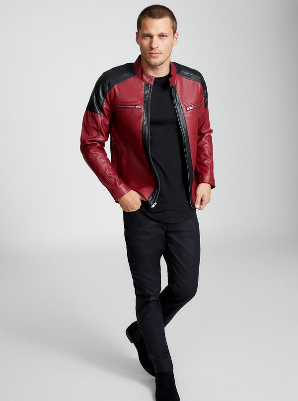 82537f601 Jackets & Outerwear for Men | G by GUESS