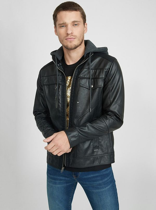e351883368 Jackets & Outerwear for Men | G by GUESS