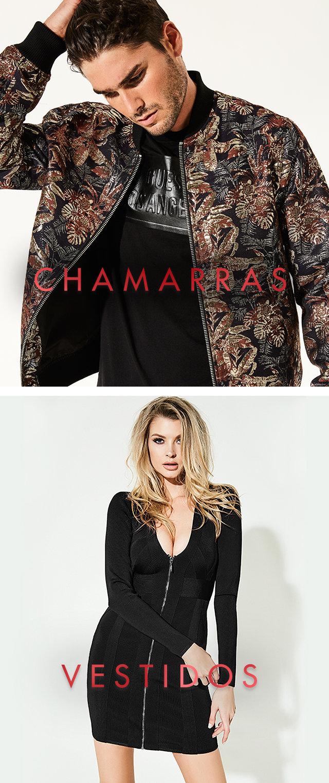 Chamarras- Vestidos- Denim