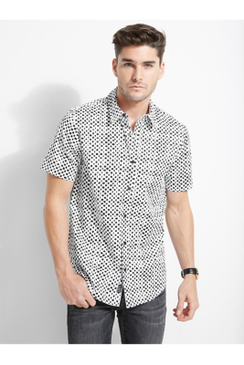 boutique de salida proporcionar un montón de descuento más bajo Camisas de Hombre | GUESS