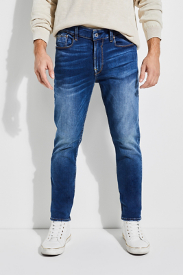 44360d69b20ca Lux Slim Tapered Jeans