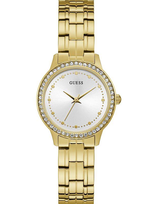 Chelsea Guess Guess Reloj Chelsea Guess Dama Dorado Dama Reloj Reloj Dorado zGqpSUVM
