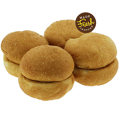 H E B Bakery Hamburger Or Hot Dog Buns 8 Ct 198 Pkg With In Store Coupon