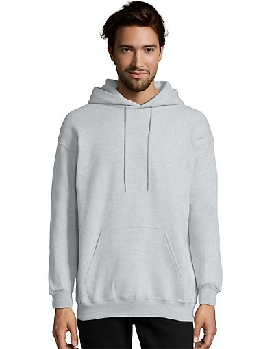 Hanes Men's Ultimate Cotton Heavyweight Pullover Hoodie | eBay
