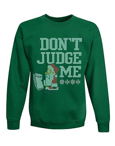 Dont Judge Me/Green