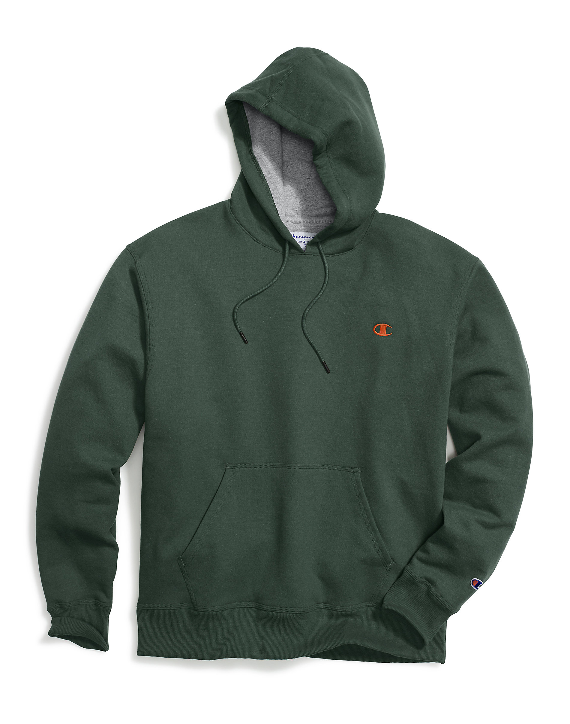 Dark Green/Orange C