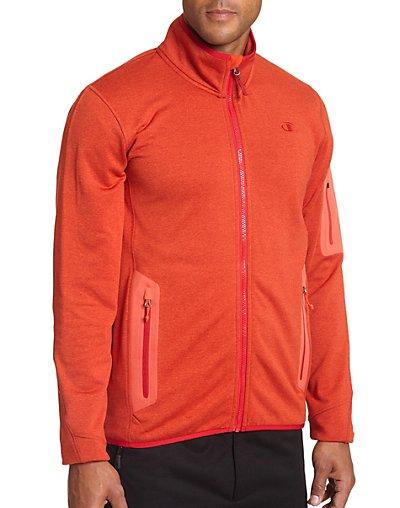 Champion CH2013AK  Mens Active Knit Jacket