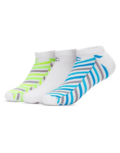 Champion CH663  Women's No-Show Socks 3-Pack