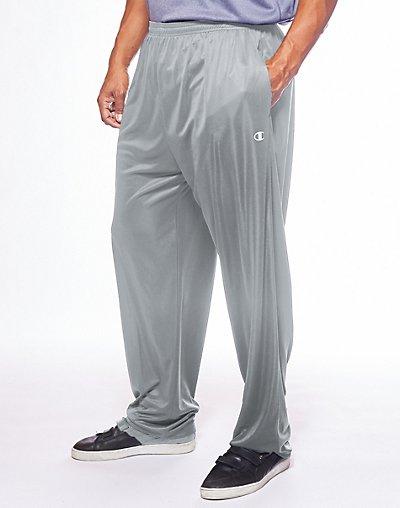 Champion CH204  Men Big Tall Performance Open Bottom Pant