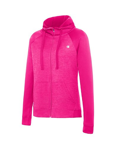 Champion J29898  Women Tech Fleece Full Zip Jacket